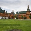 Постер, плакат: Kolomna The wooden palace of Tsar Alexei Mikhailovich