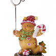Gingerbread man - Stockfoto