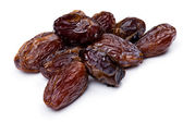 Dates macro — Stock Photo