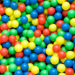 Color balls background — Photo