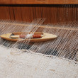 Stock Photo: Antique loom