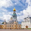 Vologda kremlin ensemble - Stock Photo