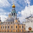 Vologda kremlin ensemble — Stock Photo