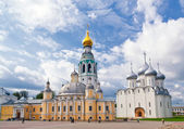 Vologda kremlin ensemble — Stock Photo