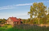 Small Country Estate — Stock Photo