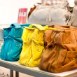 Stock Photo: Bag's