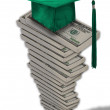Stock Photo: Cost of Education