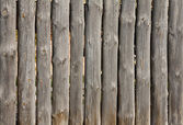 Wooden fance — Stock Photo