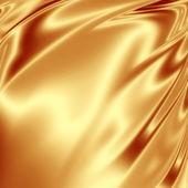 Golden artistic texture — Stock Photo