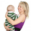 Mother's love — Stock Photo #5048226