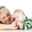 Mother's love — Stock Photo #5048234