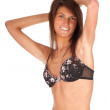 Young woman in lingerie — Stock Photo #5101110