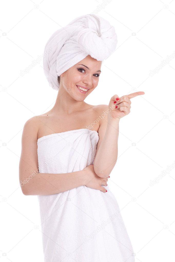 После душа в полотенце фото 8 фотография