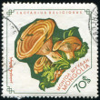 Postage stamp - Stock Photo