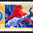 Postage stamp — Stockfoto #5277901