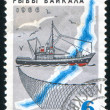 Postage stamp — Stock Photo #5349239