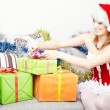 Stock Photo: Christmas preparation
