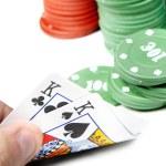 Постер, плакат: Poker cards