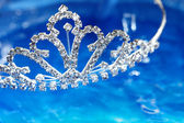 Brilliant diadem — Stock Photo