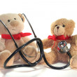 Pediatrician — Stockfoto