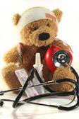 Pediatrician — Stock Photo