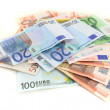 Euro notes — Stock Photo #4607305