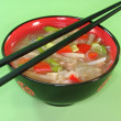 Thai Soup — Stock Photo #4837437