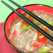 Thai Soup - Stock Photo