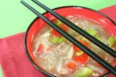 Thai Soup — Stock Photo