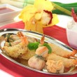 Thai prawns specialties — Stock Photo