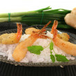 Royalty-Free Stock Photo: Thai prawns specialties