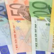 Euro notes — Stock Photo #4910127