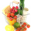 Royalty-Free Stock Photo: Shopping basket