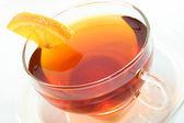 Té de naranja — Foto de Stock