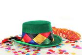 Carnaval decoratie — Stockfoto