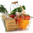 Shopping basket — Stockfoto #4680208