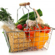 Shopping basket — Stock Photo #4680208