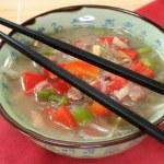 Thai Soup — Stock Photo #4874420