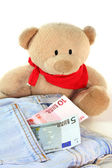 Pocket-money — Stock Photo