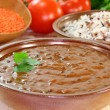 Dal indian Dish - Stock Photo