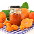 Orange marmalade — Stock Photo #5045684