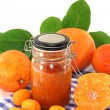 Orange marmalade — Stock Photo #5045685