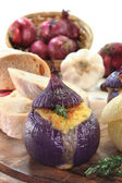Stuffed onions — Stock Photo