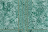 Grön marmor mönster för bakgrund. — Stockfoto