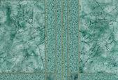 зеленый мрамор шаблон для фона. — Стоковое фото