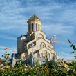 Sameba cathedral - Stock Photo