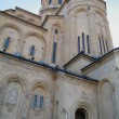 Church facade - Stock Photo
