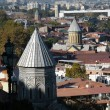Tbilisi churches - Stock Photo