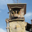 Clock tower - Stock Photo