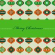 Royalty-Free Stock Vector Image: Christmas card - 6